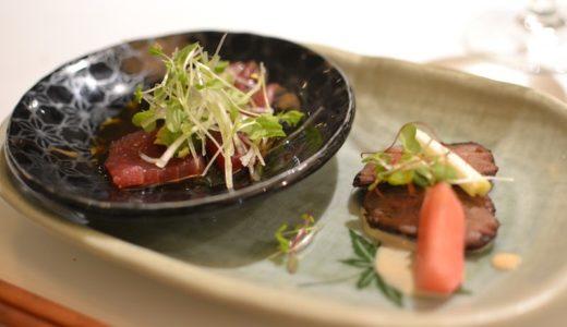【マーガレット・リバー】② 天ぷら料理専門の有名店Miki's Open Kitchenのディナー