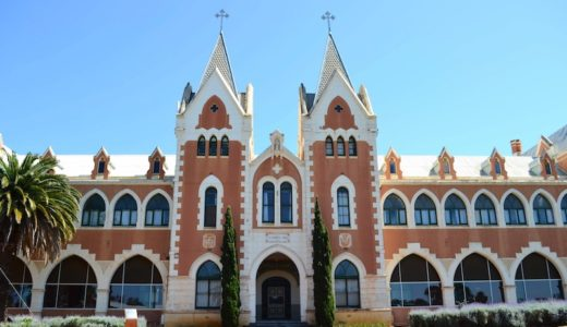 【西オーストラリア・ワイルドフラワーの旅】①:ニュー・ノーシア修道院の町へ