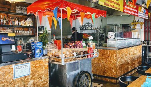 【Bangkok Street Thai Grill House】普段着で行くバンコク下町風タイ料理